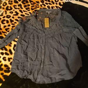 American Eagle blouse xs